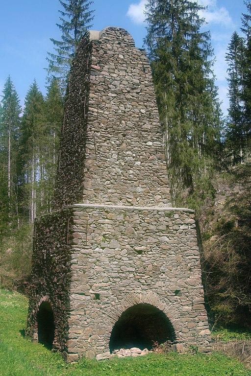Fuchsfloßofen im Hefter Graben, Hüttenberg