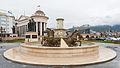 Fuente de los Caballos, Skopie, Macedonia, 2014-04-17, DD 35.JPG