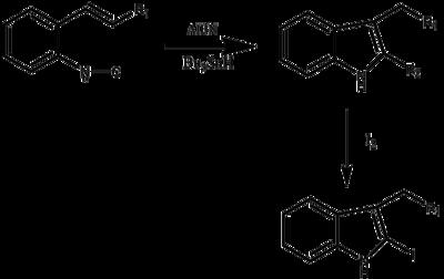 Fukuyama Indole Synthesis Wikipedia