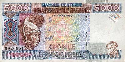 Guinean franc