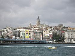 Karaköy and the Galata Tower