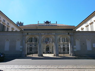 Galleria dArte Moderna, Milan Modern Art Museum in Milan