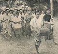 Gamelan marches in front, Karya Pudja Pancha Wali Krama 1960, p10.jpg