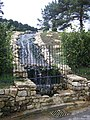 Garden Waterfall on Love Lane - geograph.org.uk - 1200510.jpg