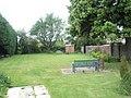 Garden within Emsworth Victoria Hospital - geograph.org.uk - 804769.jpg