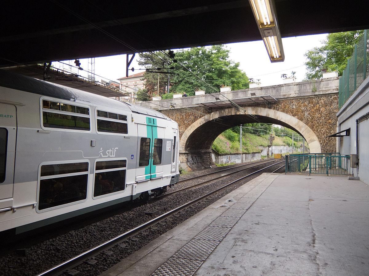Fontenay sous Bois Station Wikipedia # Fontenay Sous Bois France