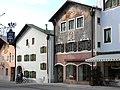 Garmisch-Partenkirchen, die Häuser Ludwigstraße 68 und 70.JPG
