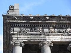 Garni, Pagan Temple & Fortress02.jpg