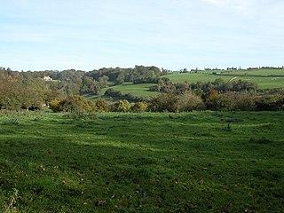Gatcombe Park country house in Minchinhampton, Gloucestershire, UK
