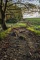 Gate on bridge over Cadshaw brook near Turton moor - panoramio.jpg