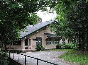 Adirondack Cottage Sanitarium - The Gatehouse