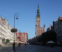 Gdańsk Długi Targ i Ratusz Głownego Miasta 006.jpg