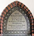 Gedenktafel Karl-Schrader-Str 7 (Schöb) Henriette Schrader-Breymann.JPG