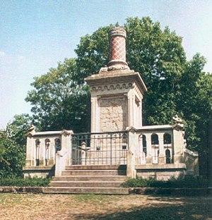 Kösener Senioren-Convents-Verband - Pillar to the Fallen