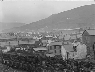 General View, Treherbert, Rhondda