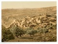 General view, Bethany, Holy Land, (i.e., West Bank)-LCCN2002724963.tif