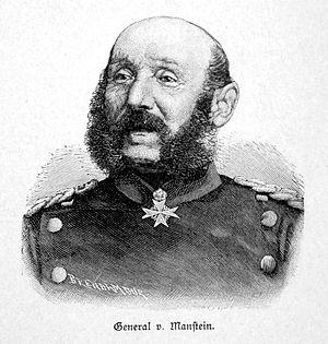 Albrecht Gustav von Manstein