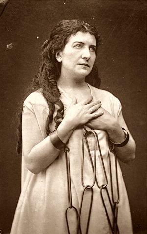 Geneviève Ward - Dame Geneviève Ward