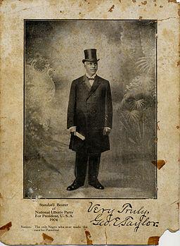 George Edwin Taylor