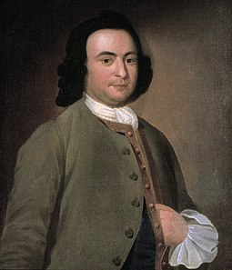 George Mason, author of the 1776 Virginia Declaration of Rights and co-father of the United States Bill of Rights George Mason.jpg
