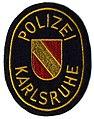 Germany - Stadt Polizei Karlsruhe (defunct 1972) (5340362043).jpg