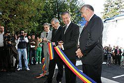 Gheorghe Peltecu inaugurare.jpg