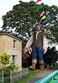 Giant in Laxfield High Street - geograph.org.uk - 1089471.jpg