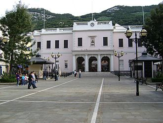 Political development in modern Gibraltar - Gibraltar Parliament (formerly the House of Assembly)