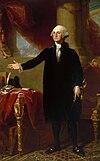 Gilbert Stuart, George Washington (Lansdowne portrait, 1796).jpg