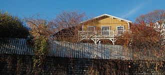 Peter J. K. Petersen - Gimle, Petersen's country house