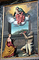 Giovan battista moroni, madonna e santi, 1576.JPG