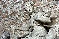 Gipsmodelle Wiener Historismus Hofburg-Keller 2015 Wappen und Wappenhalter Johannes Benk N BU 19 d.jpg
