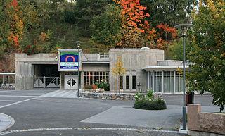 Gjøvik Olympic Cavern Hall