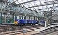 Glasgow Central - Abellio 314208 leaving for Neilston.JPG