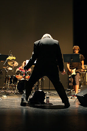 Glenn Branca - The Glenn Branca Ensemble, 2012 in Washington, D.C.