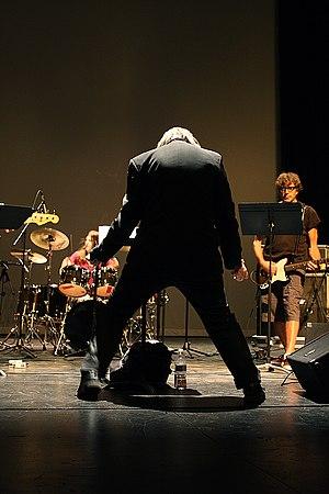 Glenn Branca - The Glenn Branca Ensemble, 2012 in Washington, D.C.