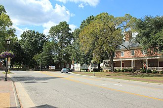 Gloucester Courthouse, Virginia - Image: Gloucester va courthouse region 3
