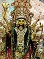 Goddess Durga - New Alipore Triangular Park - Kolkata 2011-10-03 030311.JPG