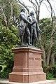 Goethe-Schiller Monument - Golden Gate, San Francisco, CA - DSC05346.JPG