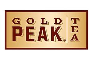 Gold Peak Tea - Image: Gold Peak logo