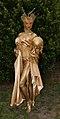 Gold Statues Human Statue Bodyart (8252315176).jpg