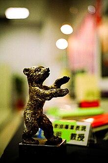 Statuetta dell'Orso d'oro