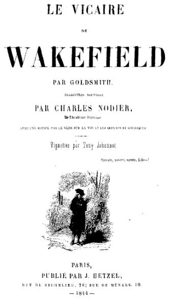 File:Goldsmith - Le Vicaire.djvu