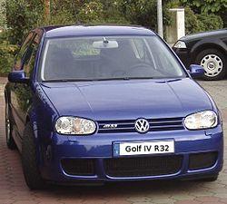 Volkswagen Golf R32 — Вікіпедія