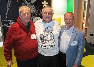 Homebrew Computer Club - Image: Gordon French, Lee Felsenstein, Harry Garland (2017)