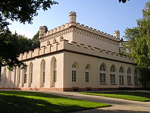The Gotisches Haus, Which Is Actually An Example Of Gothic Revival