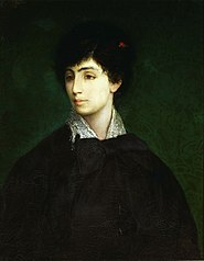 Portret młodej Żydówki