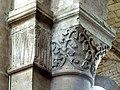 Gournay-en-Bray (76), collégiale St-Hildevert, nef, chapiteaux du 2e pilier libre du sud, côté ouest.jpg