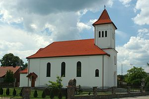 Gródek - Church of Holiest Heart of The Lord J...