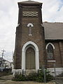 Grace ME Church Iberville NOLA Prieur Steeple.JPG